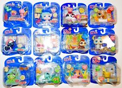 12 Target Exclusive Butterfly 537 305 405 404 283 315 Littlest Pet Shop NEW $125.00