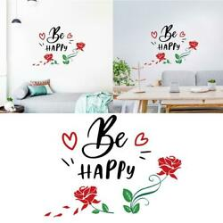 Valentine#x27;s Day Wall Stickers Art Wall Wall Paper Room Decoration Stickers C $6.40
