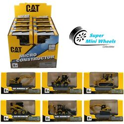 CAT Micro Constructor Assortment Pack in Clear Display Box $5.99