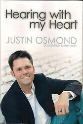 Hearing with my Heart by Justin Osmond $4.09