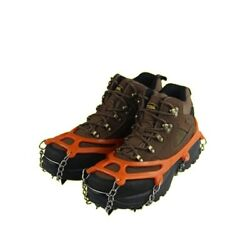 Crampon 8Teeth Claw Cleats Anti Slip Snow Ice Shoe Grip Spikes Boot Outdoor Hike $19.99