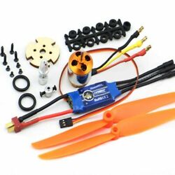 Brushless Motor Propellers Set For Drone Quadcopter DIY Medicopter AL30A New $45.20