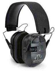 Walkers Game Ear Shooting Ultimate Power Muff Quads with AFT Electric Black $149.44