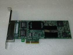 Dell 0H092P H092P Pro 1000 Quad Port PCIe Network Interface Adapter HIgh Profile $23.20