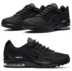 New NIKE Air Max VG R Athletic Sneakers shoes gym Mens triple black 8 11