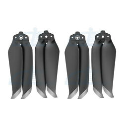 2 Pairs 7238F Propellers Foldable Props Blade Silver CWamp;CCW for DJI Mavic Air 2 $9.99