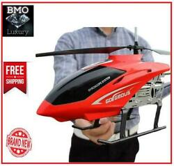 Super Large Helicopter Rc Model Vehicle Remote Control Outdoor Aircraft Toy New $66.49