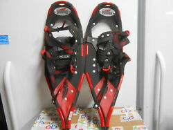 REDFEATHER PERFORMANCE 25 SNOWSHOES Made in the USA Epic Binding $100.00