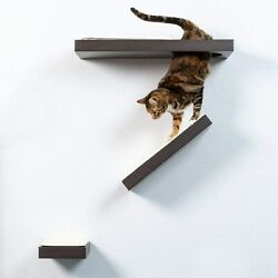 Cat Activity Wall. Easyamp;Secure Wall Mount. Simple Design. Set of 3 18x8quot; 8x8quot; $28.99