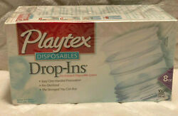 New Playtex Disposables Drop in Liners Bags Playtex Bottles 8 10 oz 100 Count $20.00