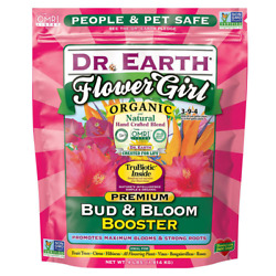 4 lbs. organic flower girl bud and bloom fertilizer $12.44