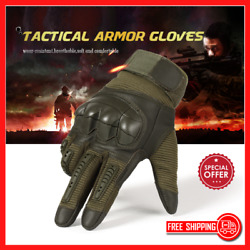 Gloveshild Indestructible Gloves Tactical Army Gloves Military $28.28