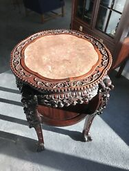 antique table $5000.00