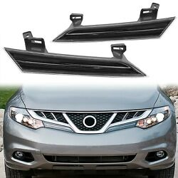 NEW FOR 2009 2014 NISSAN MURANO PAIR OF HEADLIGHT REFLECTOR PANELS Fast Shipping $98.00