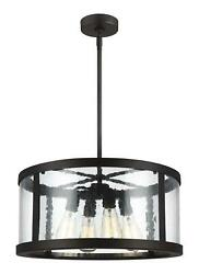 Feiss Hanging Shade Oil Rubbed Bronze F3199 4ORB $161.00