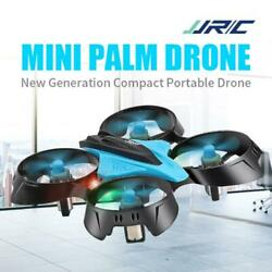 New Jjrc Mini Drone Toy Headless Mode Flight Time 2.4G Rc Dron Quadcopter Helico $35.99