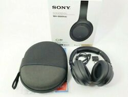 Sony WH1000XM3 Noise Cancelling Headphones Wireless Bluetooth Over the Ear Head $139.99