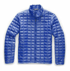 The North Face ThermoBall Eco Insulated Men's Jacket Nwt Mallard Bue Sz. L $99.00