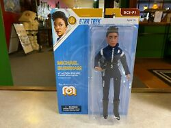 2021 Mego Star Trek Discovery MICHAEL BURNHAM 8quot; Action Figure MOC IN STOCK $25.00