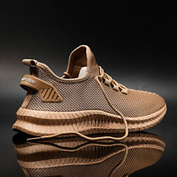 Running Casual Shoes Men#x27;s Outdoor Athletic Jogging Sports Tennis Sneakers Gym $21.99