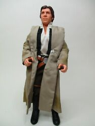 1999 HASBRO 12quot; STAR WARS MODERN 1 6 SCALE ACTION FIGURE LOOSE HAN SOLO $19.95