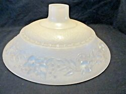 VINTAGE 16 1 4quot; TORCHIERE FLOOR LAMP SHADE $125.00
