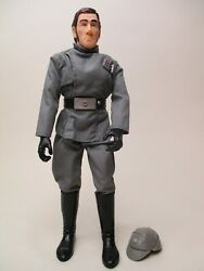 1999 HASBRO 12quot; STAR WARS MODERN 1 6 SCALE LOOSE ACTION FIGURE IMPERIAL OFFICER $19.95