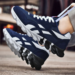 Men#x27;s Athletic Running Casual Shoes Trainers Jogging Outdoor Tennis Sneakers Gym $27.99
