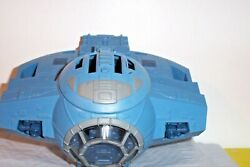 LFL Star Wars 2008 Starfighter Space SHIP Vehicle Blue C 082A $9.99
