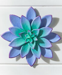 Metal Wall Flowers Lotus $26.99