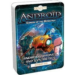 Genesys Android RPG : Androids Drones and Synthetics Adversary Pack FFGUGNS07 $6.95