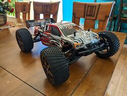 HPI Racing Trophy Truggy 4.6 RTR 1 8th Scale 4WD RC Nitro Truggy $400.00