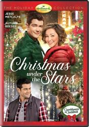 CHRISTMAS UNDER THE STARS New Sealed DVD Hallmark Channel Holiday Collection $13.94