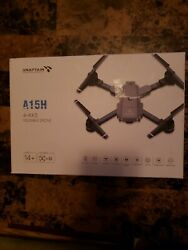 SNAPTAIN A15H 4 axis 720p Gesture Control foldable Drone with Camera quot;Newquot; $95.00