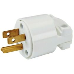 Industrial 125 Volt Male Electric Plug 3 Wire Connector 15 Amp 125V $7.49