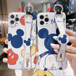 Cute Cartoon Mickey Minnie Phone Case Cover For iPhone 12 XR 7 8 11 XS Max 12Pro $9.02