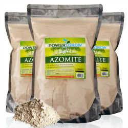 AZOMITE in Bulk 100% Pure Azomite 20 Pounds Rock Dust Authorized Dealer $29.99