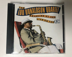 Lou Donaldson CD Relaxing at Sea Live on the Qe2 $15.00