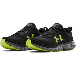 Under Armour 3021952 Men#x27;s Training UA Charged Assert 8 Running Shoes Size 8.5 $54.69