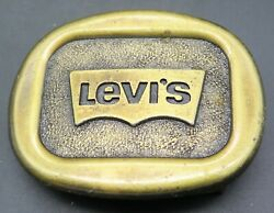 Levis Clothing Company Small Vintage Belt Buckle $30.00