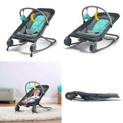 Summer 2 In 1 Bouncer Rocker Duo Baby Bouncer Baby Rocker With Soothing Vi $85.34