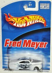 Hot Wheels 2000 Limited Edition Fred Meyer Tail Dragger MOC 54901 Mattel Wheels $3.95