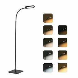 Floor Lamp TECKIN LED Floor Lamps for Living Room 5 Color Temperatures amp; 4 Br... $52.49