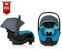 E venflo Nurture Rear Facing Infant Car Seat Graham Blue $47.99