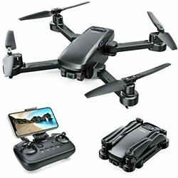 Tomzon D30 GPS Foldable Drones with 4K Camera for adults 5G WIFI Quadcopter for $277.68