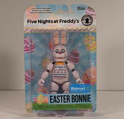 FNAF Funko Five Nights at Freddy#x27;s Easter Bonnie Action Figure Walmart Exclusive $25.99