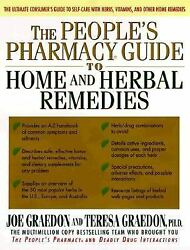 The People#x27;s Pharmacy Guide to Home and Herbal Remedies $4.29