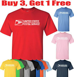 T Shirt compatible With United States Postal Service usps post office Tee $11.99