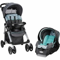 Evenflo Vive Travel System Spearmint Spree $93.95