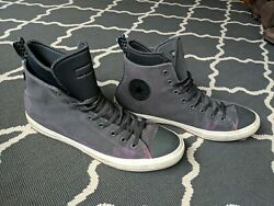 Converse Chuck Taylor All Star 13 Counter Climate Water Repellent Gray Hi Top $24.95